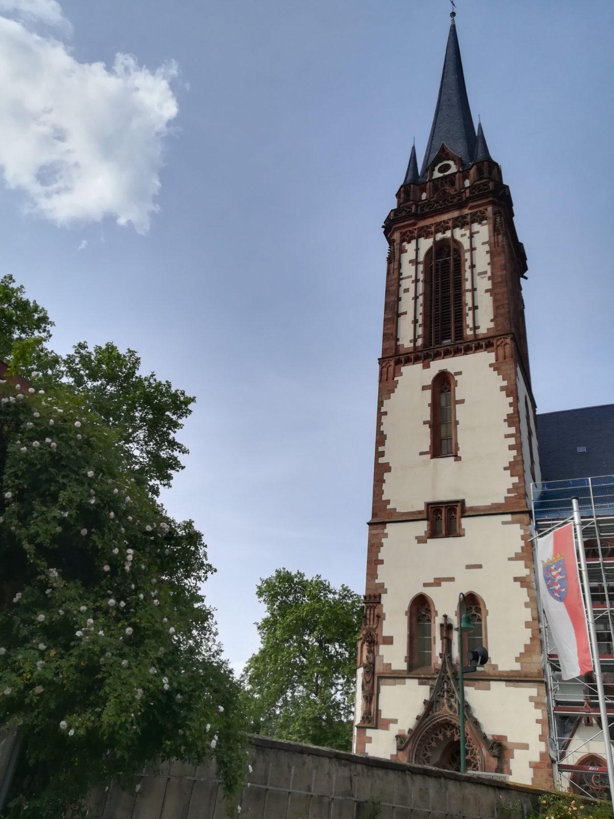 Wochenende in Darmstadt